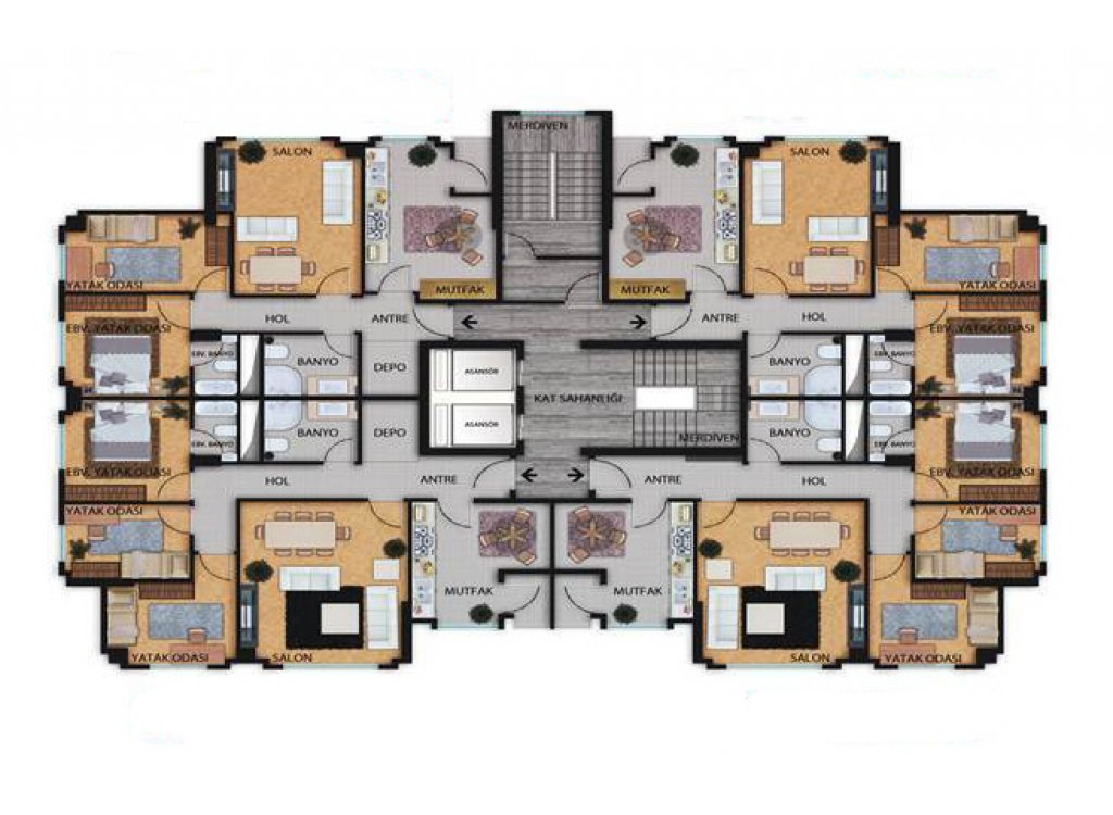ALIBEYKÖY HOUSING PROJECT